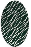 rug #474032 | oval natural rug