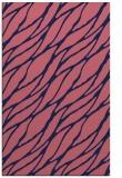 rug #474341 |  blue-violet popular rug