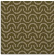 rug #477185 | square mid-brown retro rug
