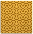 rug #477369 | square yellow rug