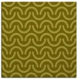 rug #477385 | square light-green graphic rug