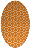 rug #477734 | oval graphic rug