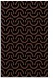rug #477785 |  brown retro rug