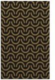 rug #477789 |  mid-brown retro rug