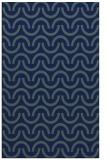 rug #477801 |  blue graphic rug
