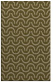 rug #477889 |  brown graphic rug