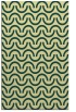 rug #477973 |  yellow retro rug