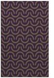 rug #478001 |  mid-brown retro rug