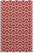 rug #478017 |  red graphic rug