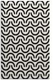 rug #478041 |  white retro rug