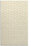 rug #478061 |  yellow graphic rug