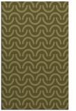 rug #478101 |  light-green retro rug