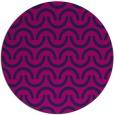 rug #478150 | round graphic rug