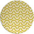 rug #478397   round white retro rug