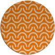 rug #478438 | round graphic rug
