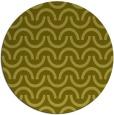 rug #478441 | round light-green graphic rug