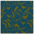 rug #478885 | square green natural rug