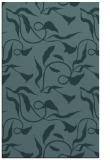 rug #479601 |  blue-green natural rug