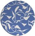 rug #479921 | round blue popular rug
