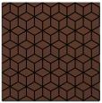 rug #482361 | square brown rug