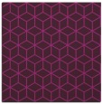 rug #482412 | square geometry rug