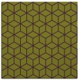 rug #482573   square purple geometry rug