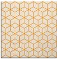 rug #482693 | square light-orange popular rug