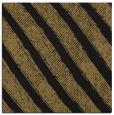 rug #484125 | square black stripes rug