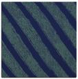 rug #484137 | square blue stripes rug