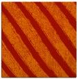 rug #484349 | square orange popular rug