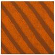 rug #484369 | square red-orange rug