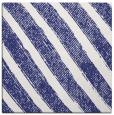 rug #484385 | square blue stripes rug