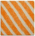 rug #484421   square orange stripes rug