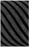 rug #484817 |  black stripes rug