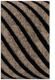 rug #484821 |  black stripes rug