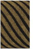 rug #484829 |  black stripes rug