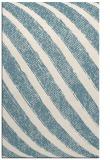 rug #484833 |  white stripes rug