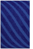 rug #484913 |  blue-violet stripes rug