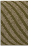 rug #484929 |  brown stripes rug
