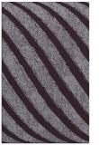 rug #485045 |  purple stripes rug