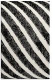 rug #485081 |  black stripes rug