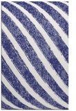 rug #485089    blue stripes rug