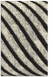 rug #485117 |  black stripes rug