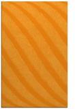 rug #485153 |  light-orange stripes rug