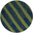 rug #485198 | round stripes rug