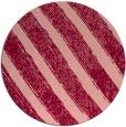 rug #485380 | round stripes rug