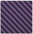 rug #487721   square purple stripes rug