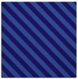 rug #487729 | square blue-violet stripes rug