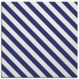rug #487905 | square blue stripes rug