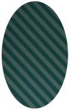 rug #488012   oval stripes rug
